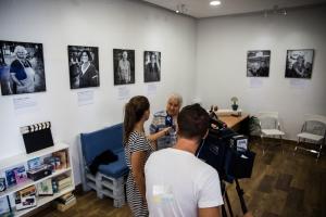 Inauguración de la Exposición en nuestro Espacio Audiovisual