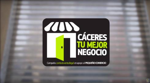 Fotograma del vídeo #yosoycomerciocáceres