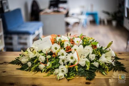 Flores de Floristería Birlanga